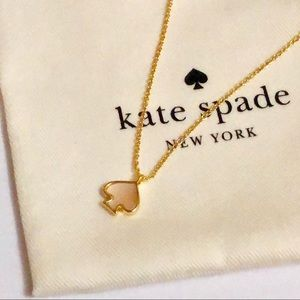 New!Kate Spade Signature MOP Necklace